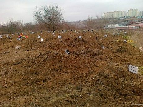 media_1415955488 Новые  массовые могилы в России - без имен и крестов (фото)